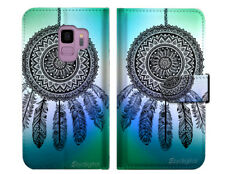 Dream Catcher Wallet Case Cover For Samsung Galaxy J8 (2018) - A026