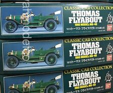 Bandai 1:16 Scale Vintage 1910 Thomas Flyabout M6-40 Model Kit
