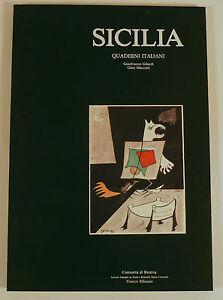 Gianfranco Gilardi / Gino Macconi:  Sicilia – Quaderni Italiani