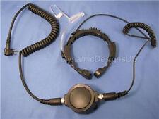 Throat Microphone for Hytera Blackbox Motorola Spirit Mag One CLS XTN SP CP100