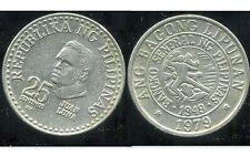PHILIPPINES 25 sentimos 1979