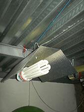 Kit CFL illuminazione indoor 200W FIORITURA 2700°K BLOOM red warm flowering