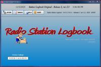 Ham Radio Station Logbook Software Log Book Ver 2.3  for Windows,  By KJ4IYE