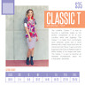 LuLaRoe Classic T All Sizes NEW NWT Mystery Print XXS XS S M L XL XXL XXXL