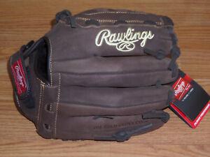 "Rawlings Player Preferred 12.5"" P125BFL Baseball/Slowpitch Softball Glove"