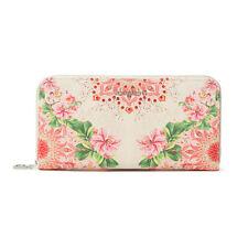 ❦ Geldbörse EILEEN Kork mit zwei Fächern Motiv Natur /& Blumen Farbe wählbar ❦