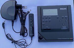 Philips AZ6808 portable CD player with SBC6203 (discman), very rare model! HI-FI