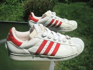 Vintage adidas Superstar Leather Basketball Shoes / US Men size 11.5 / Pre-owned