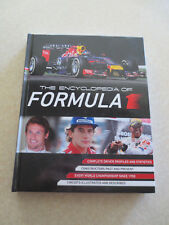 Encyclopedia of Grand Prix Formula 1 Motor racing history book
