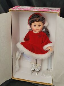 "Vogue Doll - Ginny Ice Skates NRFB 8"" Never Opened!"