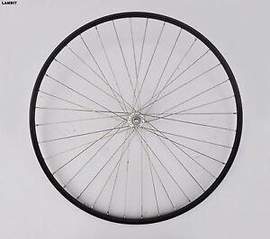 """Original vintage NOS bike bicycle 26"""" front wheel rim hoop"""