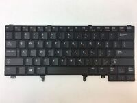GENUINE Dell Latitude E6430 Laptop Backlit Keyboard w/Cable G00CP XMRJV TESTED