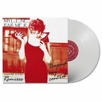 "Mylène Farmer 12"" Beyond My Control - Edition 2018, Tirage Limité, Vinyle Blanc"