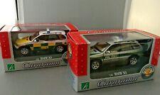 TWO 1:43 Hongwell BMW X5 (E46) Cararama Series Polizei and Emergency Vehicles