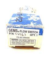 NEW GEMS FS-927  FLOW SWITCH 26963  FS927