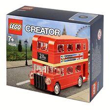 Genuine LEGO CREATOR LONDON BUS PROMO Set - 40220 OGGETTO RARO DA COLLEZIONE
