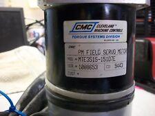CMC Cleveland Machine Controls PM Field Servo Motor MTE3515-151D7E