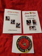 Kempoman Guides shaolin kempo karate Fred Villari patch