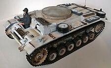 RESIN Umbausatz Panzer 3  zum Munitiosnschlepper  Sd. Kfz. 1:16 (57)