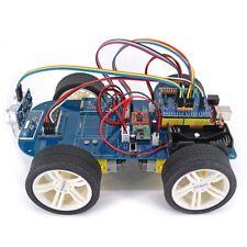 4WD Bluetooth Control Smart Car Kit for Arduino UNO R3 Nano Mega2560 DE