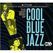 Various Artists - Very Best of Cool Blue Jazz (2015) DIGIPAK CD