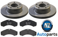 For Iveco - Daily 3 1999-2007 Front Brake Discs & Pads Set (276mm)