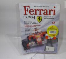 OVP Ferrari F2004 Kyosho Modellbau DeAgostini # Ausgabe 57 # E613