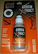 Arrow X-tract Dead Down Wind 1 oz Remove Arrows Easier Odorless Waterproofs