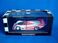 MINICHAMPS 430836614 - PORSCHE 956K - NURBURGRING 1000 KM 1983 - ROSBERG
