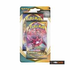 Pokemon Darkness Ablaze Celebration 2-Pack Blister | Sword & Shield TCG S & S