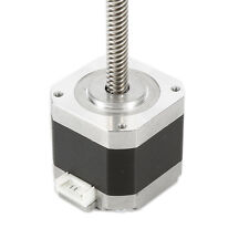 3D Printer CNC Mill Router 300mm TR8x8 Lead Screw NEMA 17 Stepper Motor Prusa ZQ