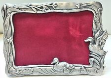 Wholesale... Duck/ Duck Picture Frame/ Pewter Hunting Picture Frame  (LOT 5)