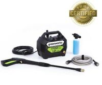 Electric Pressure Washer 1700 PSI 1.2-GPM Pump Cold Water GPW1704 BY GREENWORKS