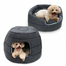 Creative Kennel Cat Nest Teddy dog bed Dog House Nest With Mat Warm Pet Product