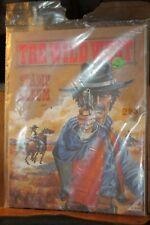Vintage The Wild West Stamp Album Sealed