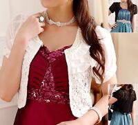Ladies womens blouse cardigan dress coat jacket UK size 10 12 14 16 18 20 #3169