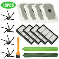 15PCS Replacement Parts Filter Dust Bag for iRobot Roomba s9 s9+ s9 Plus Vacuum