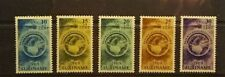 Suriname 1969 Easter Charity, full set mint never hinged
