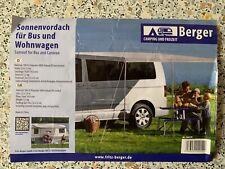 Wohnwagen Bus Zubehör Sonnenvordach Berger 246570