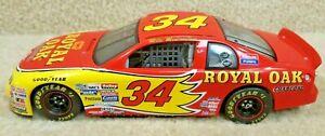 1996 Revell 1:24 Diecast NASCAR Mike McLaughlin Royal Oak Monte Carlo #34