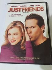 Just Friends (DVD, 2006, Canadian)Amy Smart Ryan Reynolds