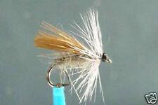 1 x Mouche de peche Seche Sedge Dadat H12/14/16 dry fly fishing fliegen mosca