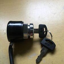 6 Volt Ignition Key Switch Honda Z50a Z50m Z50z Cb100 XL SL 100 125 4 Wire Z50j1