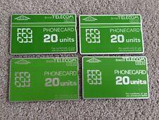 BT Phone Card Bundle, 20 Units, Used
