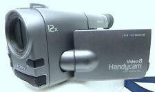 Camescope - Caméra SONY CCD-TRV30E PAL Vidéo 8 + k7 Hi8 bon état comme neuf