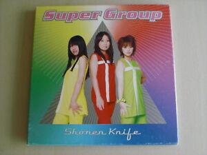 Shonen Knife - Super Group
