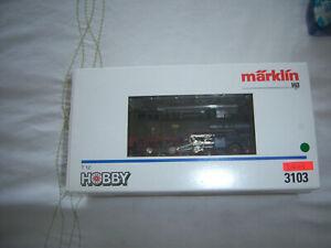 MARKLIN 64637 H0 3103 LOCOMOTIVE 7896 T12 STEAM LOCOMOTIVE NEW