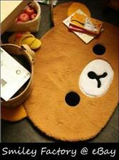 "35"" Cute San-X Rilakkuma Relax Bear Plush Mat Rug Carpet for Living Room&Bedroom"