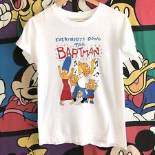 Vtg 90's Everybody's Doing the Bartman promo T-shirt Small