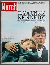 ►PM 815-1964- IL Y A UN AN, KENNEDY - NUMÉRO SPÉCIAL DU SOUVENIR